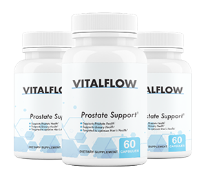 VitalFlow Prostate Supplement